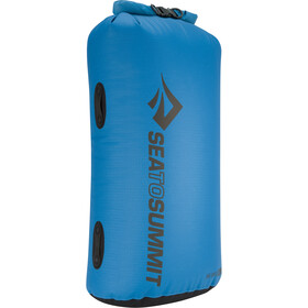 Sea to Summit Big River Sac de compression étanche 65L, blue